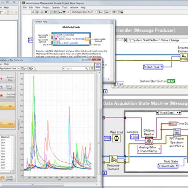 National Instrument Labview Training herunterladen